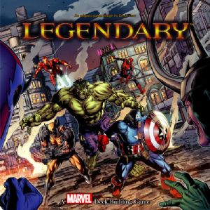 Legendary : Marvel Deck Building Game